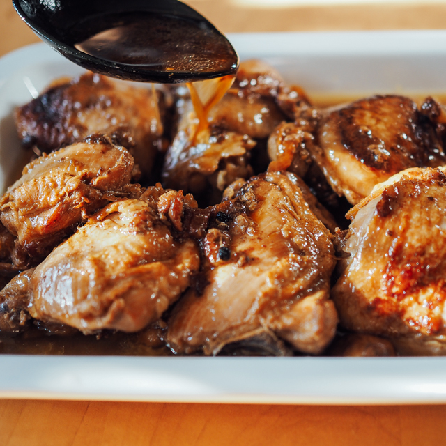Flo lum instant pot smart chicken adobo for Chicken recipes for the instant pot