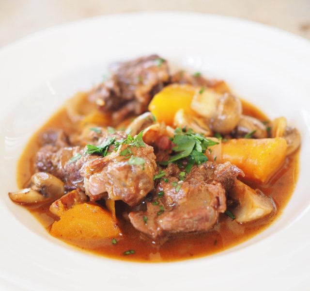 Instant Pot – Beef Bourguignon